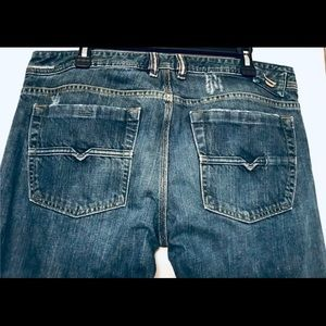 Men's Diesel Industries Denim Jeans